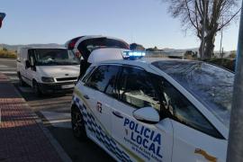Detenido un conductor con una tasa de alcohol cinco veces superior a la permitida