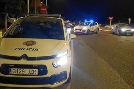 Sorprenden a un conductor en Ibiza con una tasa de alcohol cinco veces superior a la permitida