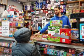 ¿Qué te llevarías de un supermercado si te dieran 5 segundos?