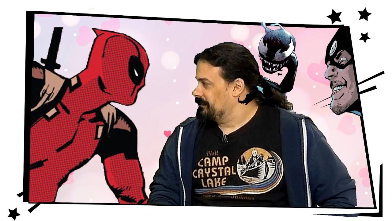 El dibujante mallorquín Guillermo Sanna explica como es trabajar para Marvel