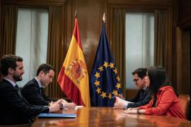 PP y Ciudadanos firman el acuerdo para las elecciones vascas pese al rechazo de Alonso