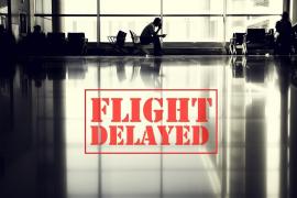 Reconocen el derecho a indemnización por un vuelo retrasado incluso si el pasajero decide no viajar