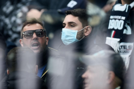 La Serie A aplaza tres partidos por el coronavirus