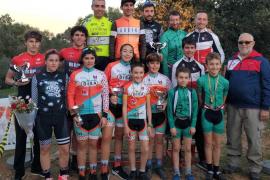 Pascual y Ripoll vencen en el XXV BTT Puig d'Inca