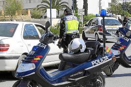 Una mujer sale de la cárcel y se dedica a robar en iglesias y hospitales de Palma