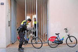 La policía constata cinco casos diarios de fraude en el uso de la Bicipalma