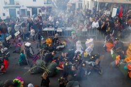 El Carnaval de Sant Joan, en imágenes (Fotos: Irene Arango).