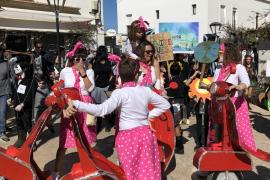 El Carnaval de Formentera, en imágenes (Fotos: Toni Ruiz).