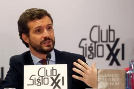 Casado despide a Alonso y dice que Iturgaiz fue el 'popular' más votado en Euskadi