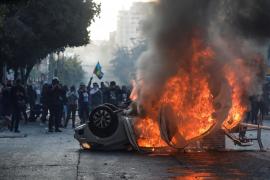 Las protestas encienden el Festival de Viña del Mar en Chile