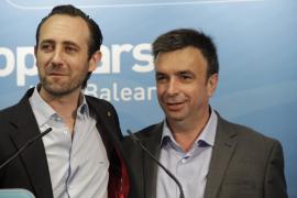 Bauzá elige un perfil de la Part Forana como número dos del PP y apuesta por Vidal