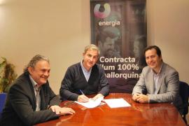 U energia firma un acuerdo de colaboración con Amadip Esment