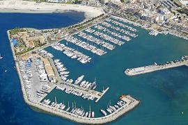 El puerto deportivo de Alcúdia recorta sus planes de ampliación del varadero en 2.000 m2