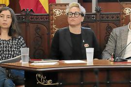 La readmisión de cargos policiales amenaza la unión del Pacte de Cort