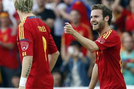 España no da opción a Corea del Sur (4-1)