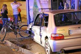 Arrestados dos jóvenes por el accidente de Can Pastilla