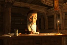Ramon Llull llega a IB3 como personaje de animación