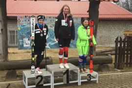 Úrsula Pueyo suma otra medalla de plata en Zagreb