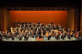 Undécimo concierto de la Temporada 2019/2020 de la Orquestra Simfónica en el Auditórium de Palma