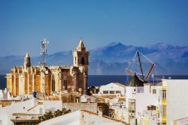 La costa de Mallorca, desde Ciutadella