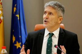 Marlaska asegura que 227 menores tutelados desaparecidos en Baleares fueron recuperados en 2019 y 2020