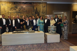 Personalidades y entidades mallorquinas reciben las Medallas de Oro Mayte Spínola