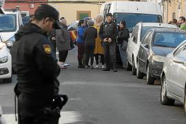 El portavoz de Stop Desahucios declara por un delito de desobediencia