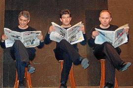 La Banda de Llucmajor acompaña a Picadís Teatre en su 25 aniversario