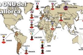 El Mallorca más global: 13 nacionalidades entre sus jugadores