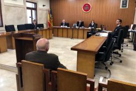 Condenado un septuagenario a dos años de cárcel por abusos a su nieta menor de edad en Palma