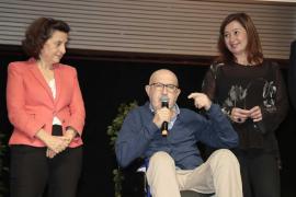 Mateu Cañellas Roca e Isabel Aguilar, distinciones Cornelius Atticus 2019