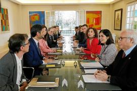 Quim Torra lamenta la «discrepancia y la distancia» con Pedro Sánchez