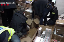 Desarticulada en Cataluña la mayor red de distribución de sustancias para el dopaje