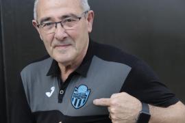 Pepe Gómez, 30 años de Atlético Baleares