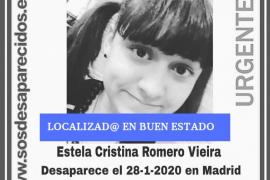 Localizada en buen estado la joven desaparecida en el aeropuerto de Madrid