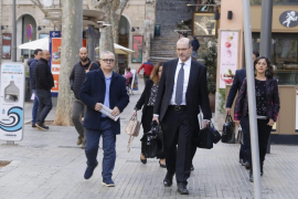 Kiko Mestre: «Había un requerimiento judicial y tenía que cumplirlo»