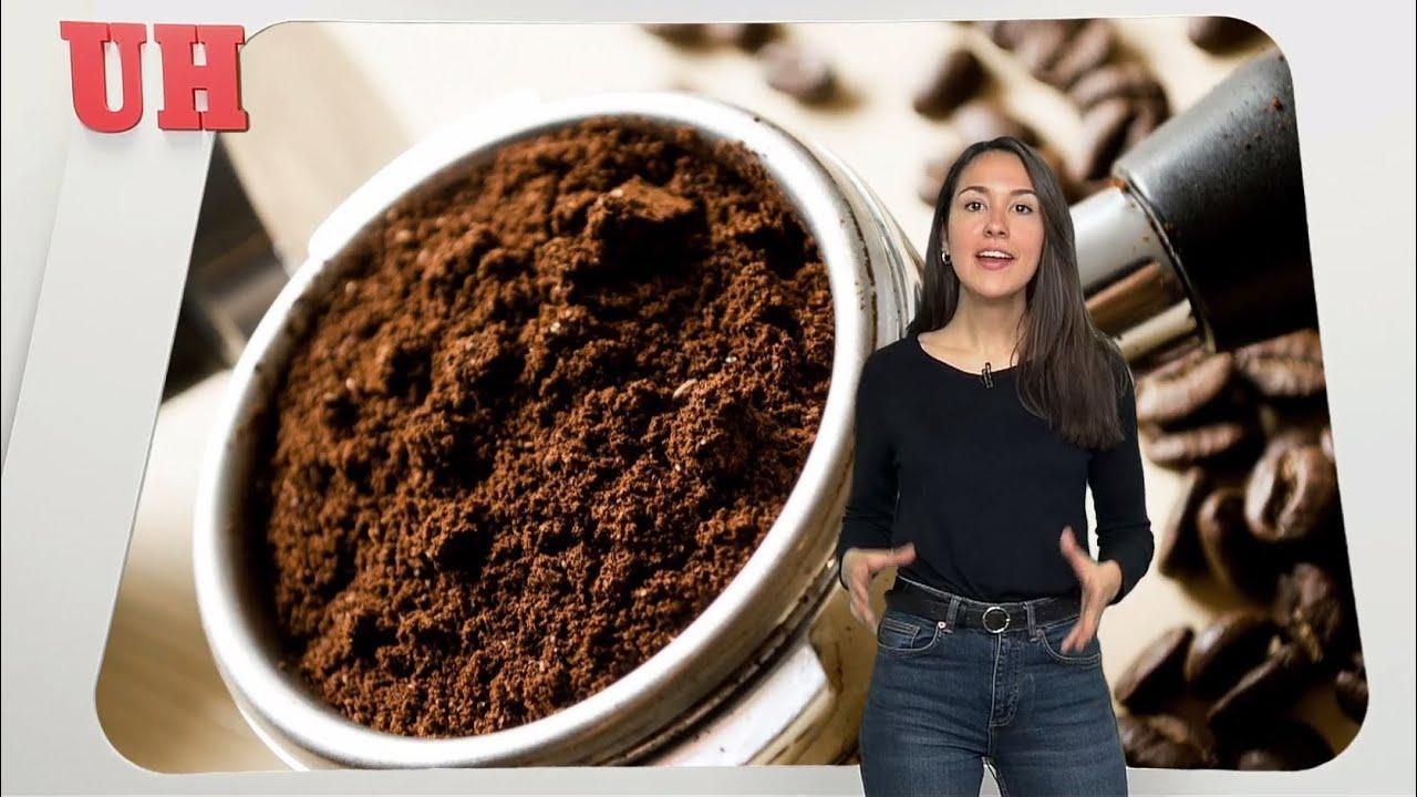 Así puedes reutilizar los restos del café