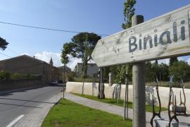 Juegos populares de Mallorca en la Fira de Biniali