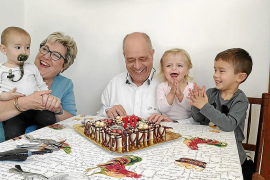 Tolo Oliver celebra su 70 aniversario
