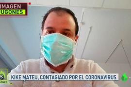Kike Mateu, de 'El chiringuito', es el periodista contagiado de coronavirus