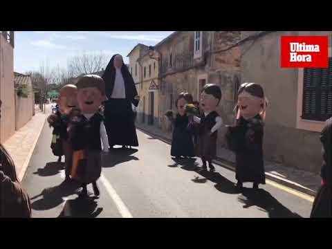 Sencelles se vuelca en la fiesta en honor de la Beata Francinaina Cirer