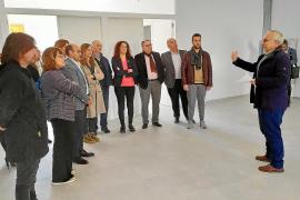 Muro necesita 600.000 euros para terminar el archivo municipal, en obras desde 2007