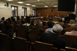 Visto para sentencia el juicio al magistrado Miguel Florit, anterior instructor del 'caso Cursach'