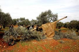 Decenas de soldados turcos mueren en una batalla con el régimen sirio