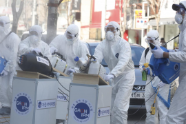 El coronavirus paraliza una planta de Hyundai en Corea del Sur