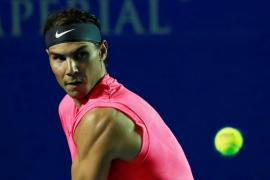 Nadal se impone y se verá en las semifinales de Acapulco con Dimitrov
