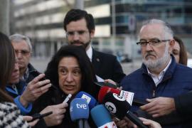 Ortega Smith no acude al acto de conciliación en el juzgado con las 13 Rosas