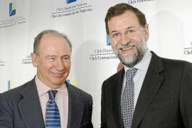 Rato critica el «brutal» rescate de Bankia con dinero público