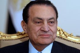 El tribunal condena a Mubarak  a cadena perpetua y absuelve a sus hijos