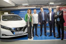 Nissan entrega su eléctrico número 7.000 en España